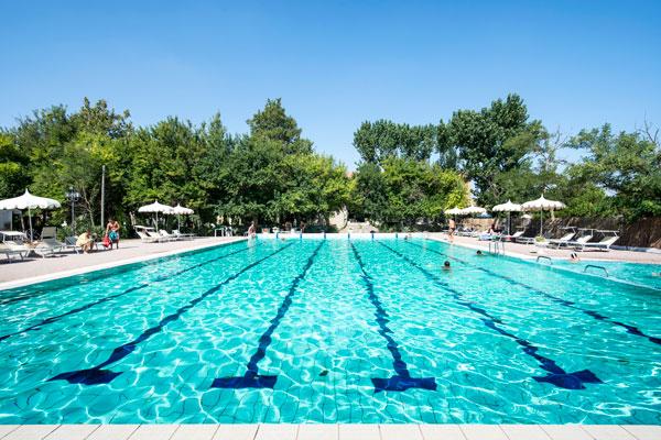 piscina olimpionica bellaria