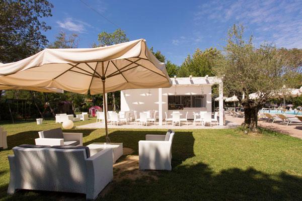 bellaria hotel con piscina