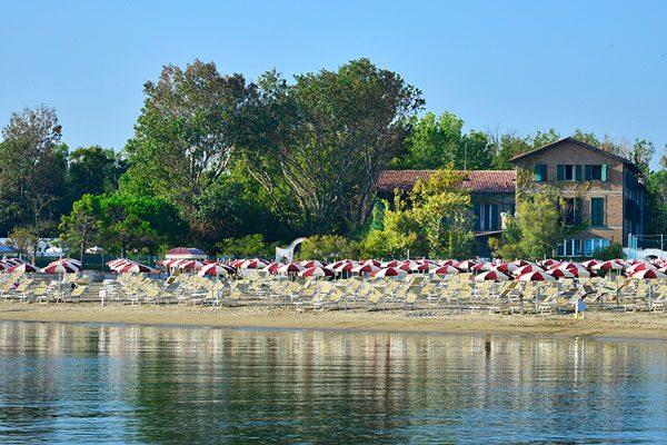 hotel bellaria spiaggia privata